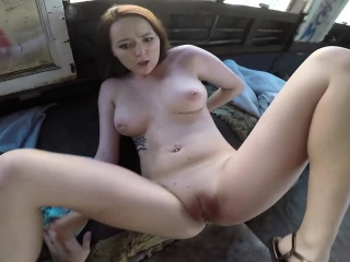 Pov sperm faced youthful
