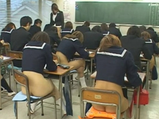 Appalling japanese schoolgirls