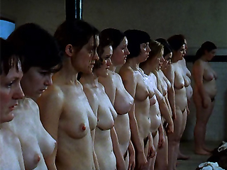 Unclothed nuns punishment
