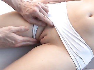 Minor with loveliness pussy public be crazy vid