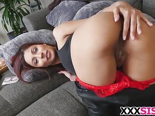 Protected anal respecting stepsis Jade Jantzen
